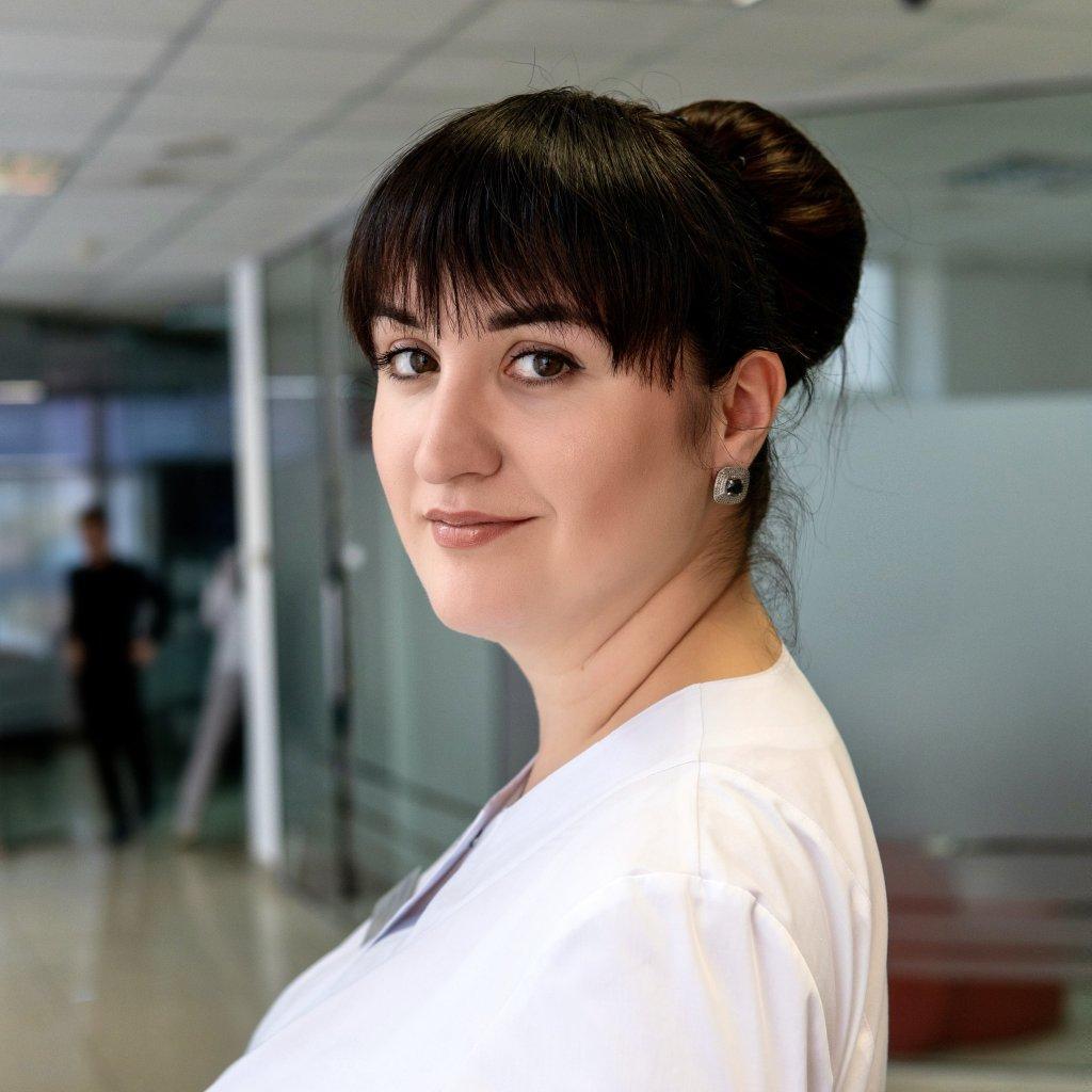 Дехтярчук Андриана Андреевна