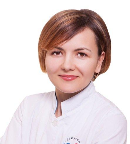 Филин Любовь Михайловна