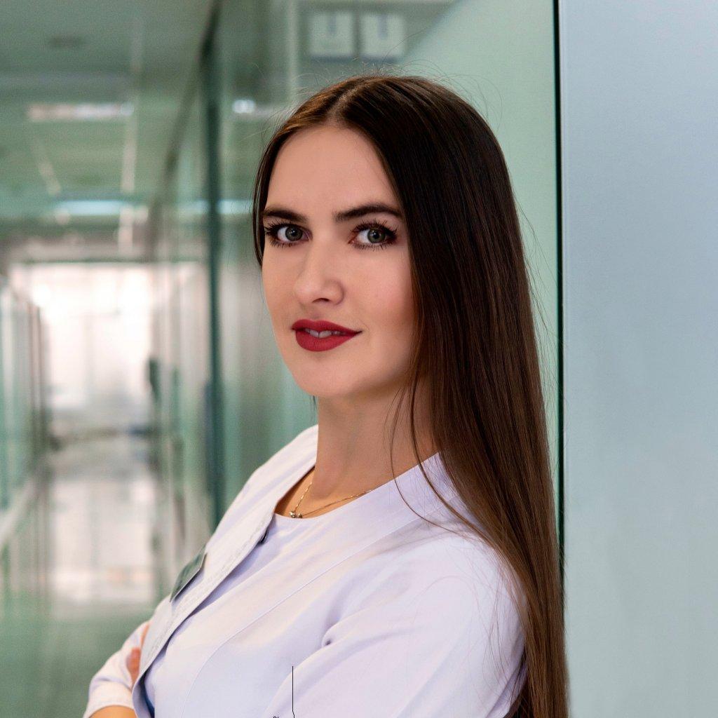 Заяц Марта Олеговна