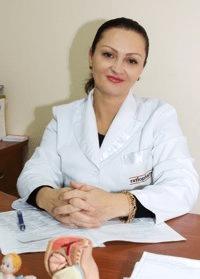 Стежка Марина Петровна