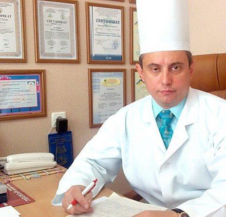 Шуткин Юрий Петрович
