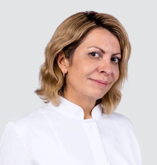 Китура Оксана Евгеньевна