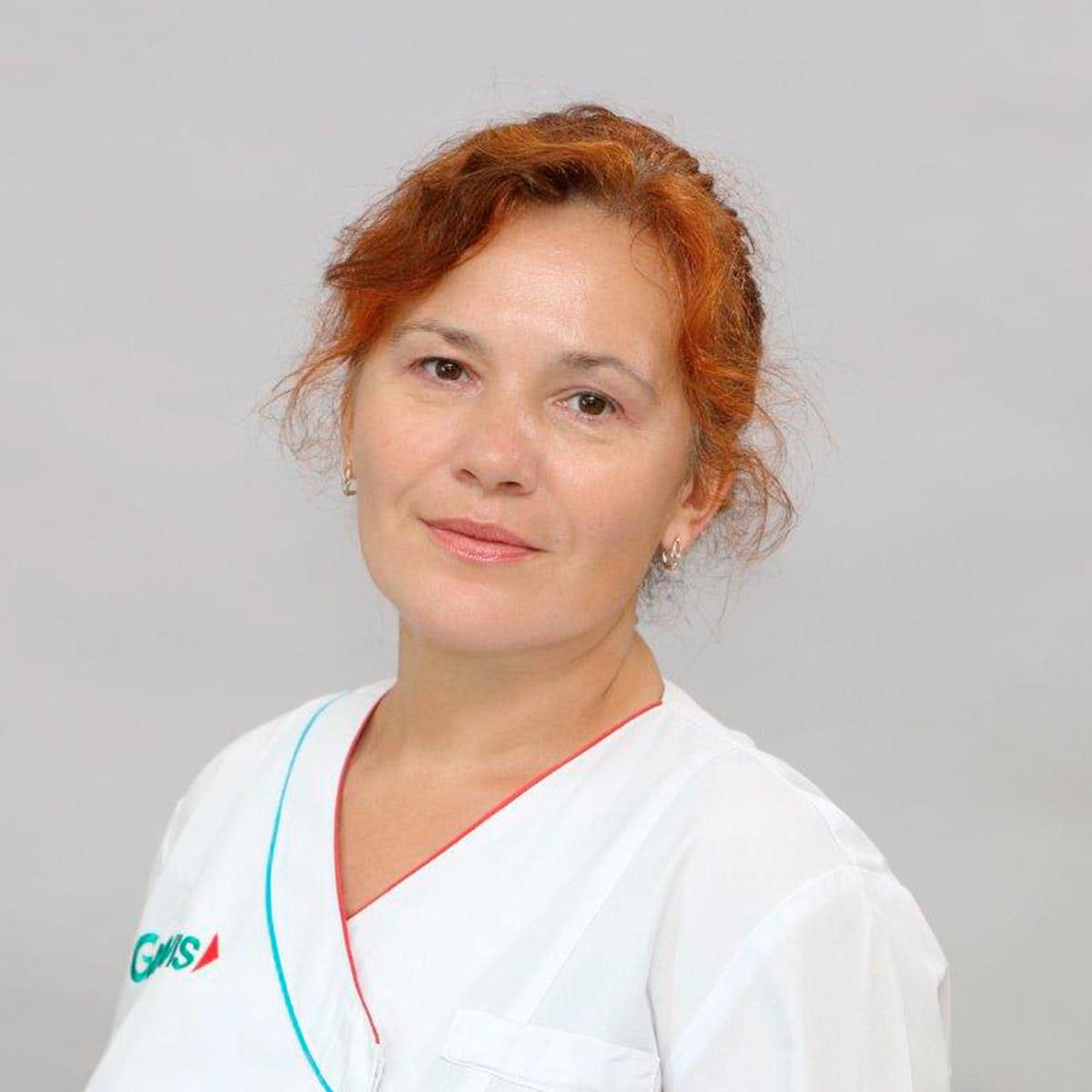 Афанасьева Марина Юрьевна