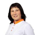 Данилина Елена Сергеевна