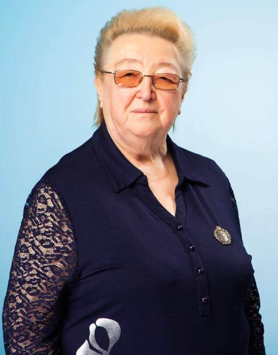 Тельнова Ольга Ивановна