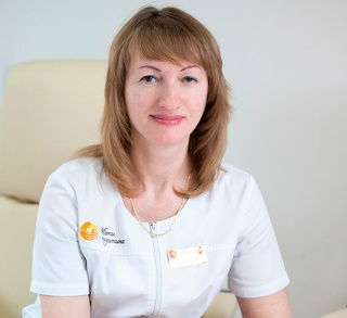 Массуд Наталия Александровна
