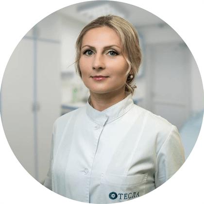 Бараненко Елена Владимировна