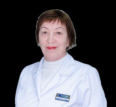 Ромащенко Елена Мефодиевна